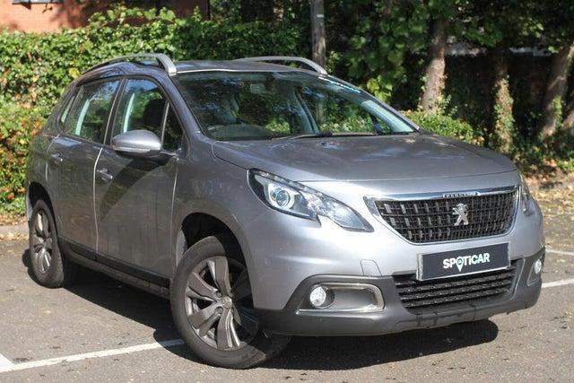 2019 Peugeot 2008 SUV 1.2 PureTech Active (82bhp) (19 reg)