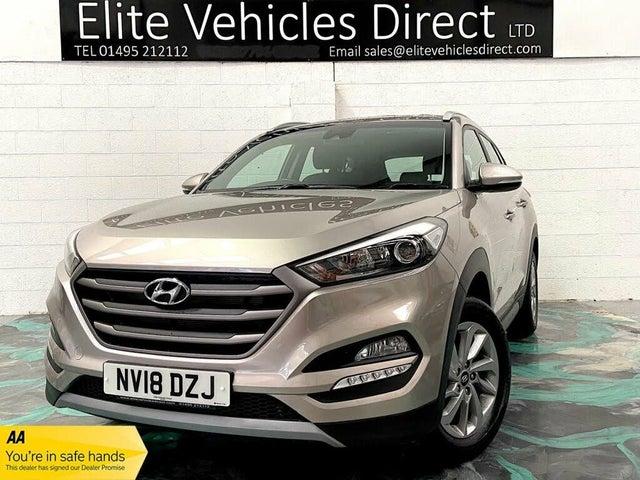 2018 Hyundai Tucson 1.6 GDi Blue Drive SE Nav (18 reg)