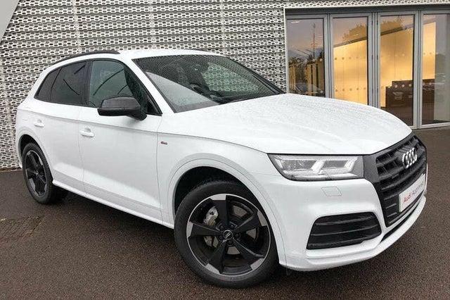 2020 Audi Q5 2.0 45 TFSI Black Edition (70 reg)