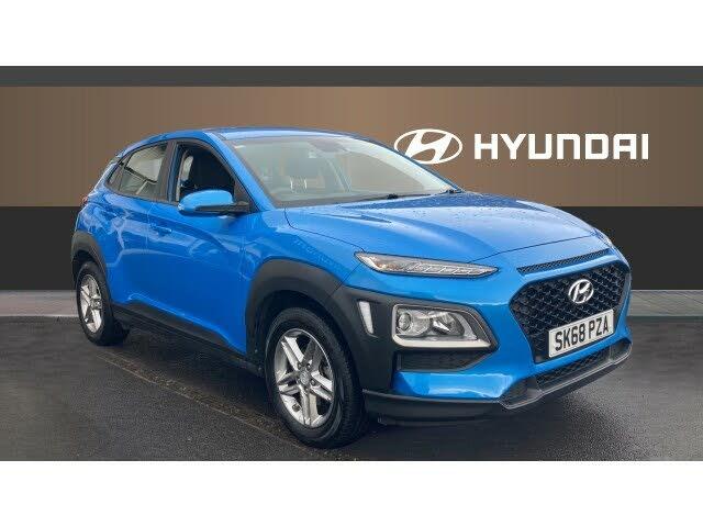 2018 Hyundai Kona 1.0 T-GDi S (68 reg)