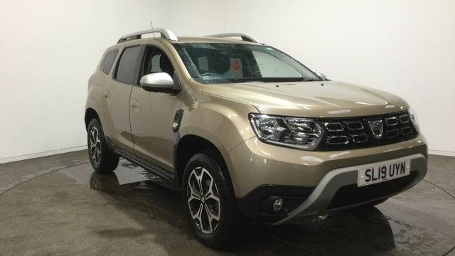 2019 Dacia Duster 1.6 SCe Prestige (19 reg)