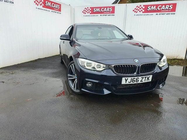 2016 BMW 4 Series 3.0TD 435d xDrive M Sport (s/s) Gran Coupe 5d (66 reg)