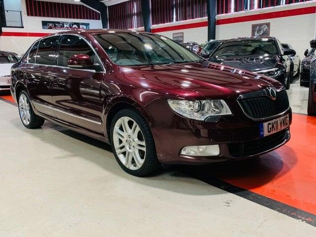 2011 Skoda Superb 2.0TD Elegance (170ps) Hatchback DSG (11 reg)