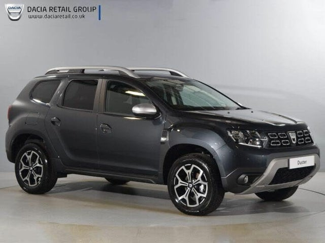 2019 Dacia Duster 1.6 SCe Prestige (69 reg)