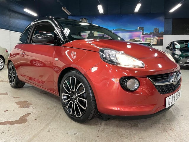 2014 Vauxhall ADAM 1.4 GLAM Technical Pk (87ps) (14 reg)