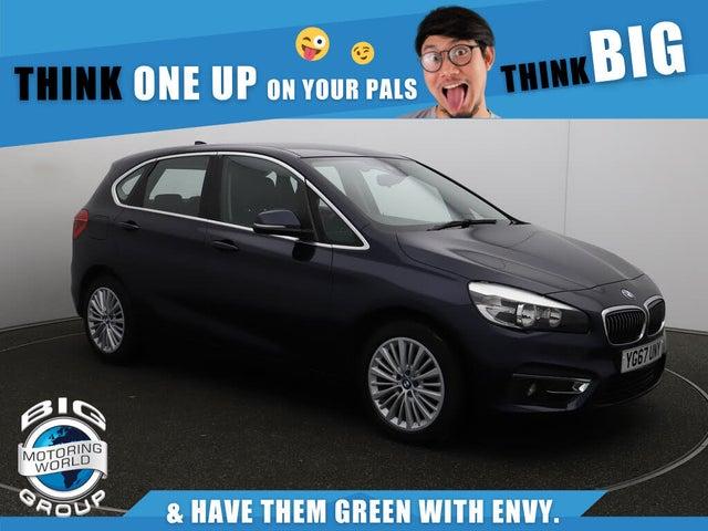 2017 BMW 2 Series 2.0TD 218d Luxury Active (67 reg)