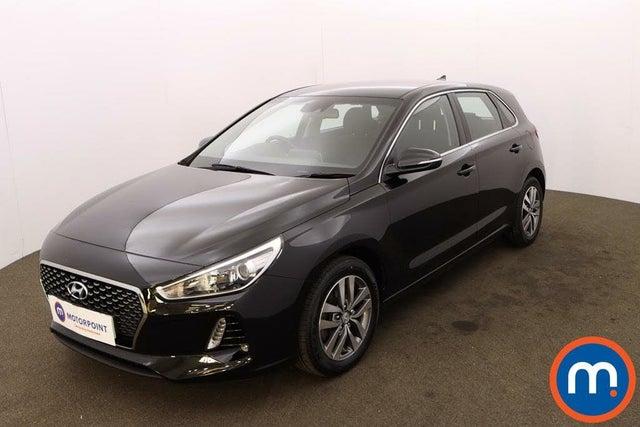 2018 Hyundai i30 1.0 T-GDi SE Nav Blue Drive (ISG) Hatchback (18 reg)
