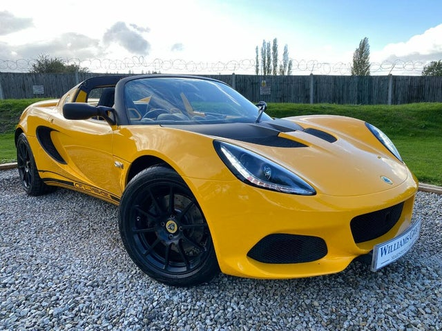 2019 Lotus Elise 1.8 Sport 220 (69 reg)