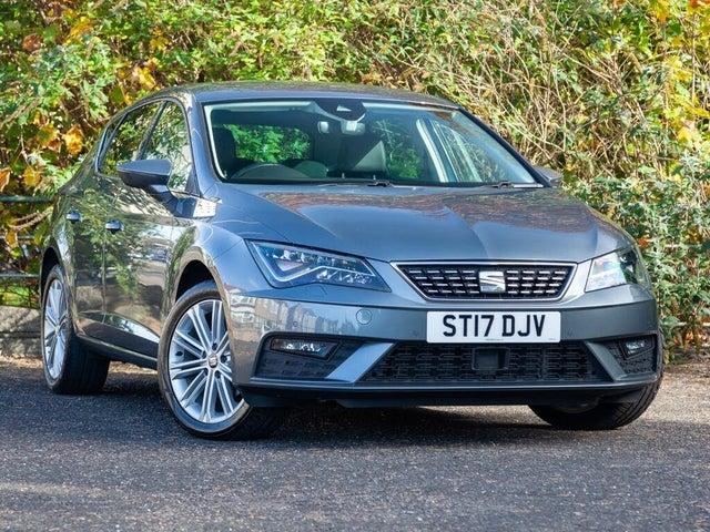 2017 Seat Leon 1.4 EcoTSI XCELLENCE Technology Hatchback DSG (17 reg)