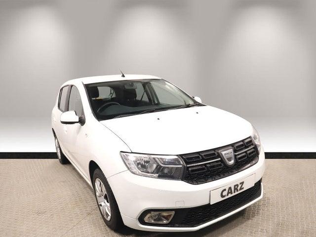 2017 Dacia Sandero 1.5dCi Laureate (67 reg)