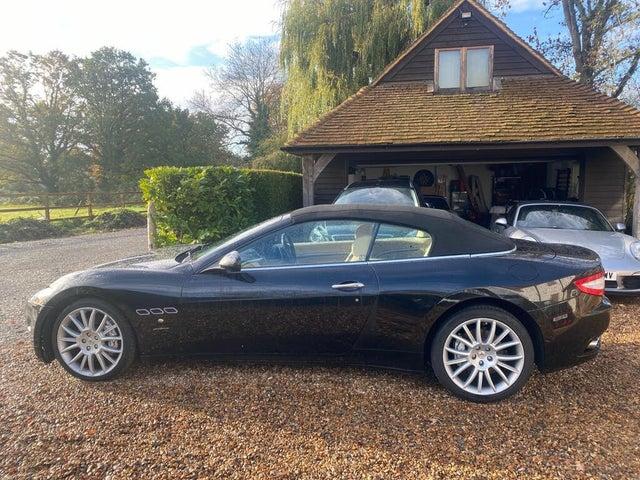 2012 Maserati GranCabrio 4.7 (61 reg)