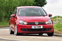 2009 Volkswagen Golf overview
