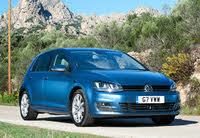 2013 Volkswagen Golf, a blue car, gallery_worthy