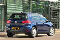 2011 Volkswagen Golf overview