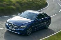 2014 Mercedes-Benz C-Class, Mercedes C-Class cornering, gallery_worthy
