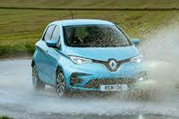 2013 Renault Zoe, Renault Zoe cornering, gallery_worthy