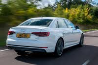 2016 Audi A4, Audi A4 rear, gallery_worthy