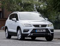 2020 Seat Ateca, Seat Ateca front, gallery_worthy