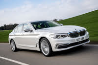 2017 BMW 5 Series, BMW 5 Series front, gallery_worthy