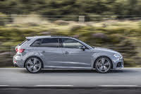 2015 Audi RS3, Audi RS3 saloon, side, gallery_worthy