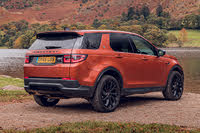 2014 Land Rover Discovery Sport, Land Rover Discovery Sport rear, gallery_worthy