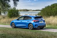 2019 Ford Focus, Ford Focus mk4 rear, gallery_worthy