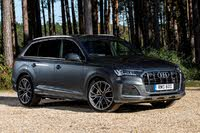2015 Audi Q7, Audi Q7 mk2 front, gallery_worthy