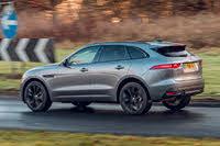2016 Jaguar F-PACE, Jaguar F-Pace rear, gallery_worthy
