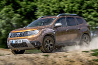 2019 Dacia Duster, Dacia Duster mk2 front, gallery_worthy