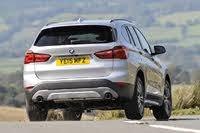 2015 BMW X1, 2015-2020 BMW X1 rear cornering, gallery_worthy