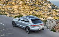 2014 Porsche Macan overview