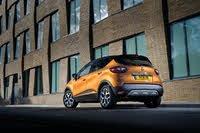 2013 Renault Captur, 2013-2019 Renault Captur orange, rear three-quarters, static, gallery_worthy