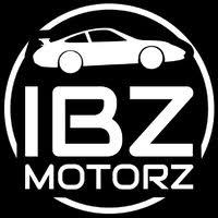IBZ Motorz - Chadwell Heath and Seven Kings logo